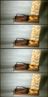 Mousetrap at 1000fps by KellyJane