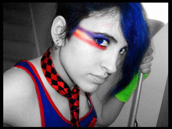 Primary Colours shoot by KellyJane