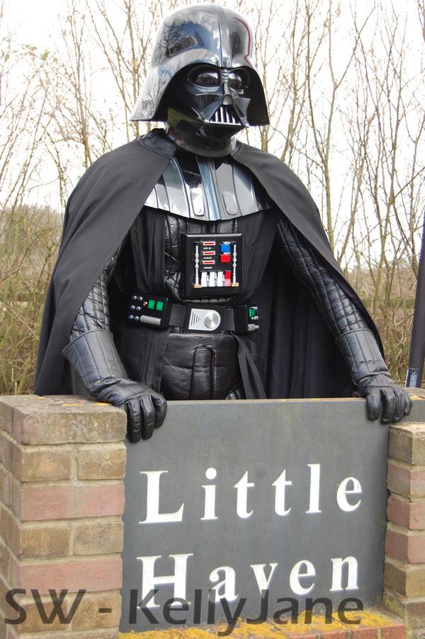 Darth Vader by KellyJane