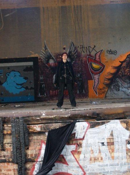 UrbEx: Hellingly Asylum xxvi by KellyJane
