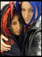 Jenn and I by KellyJane