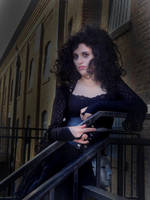 Bellatrix Lestrange by KellyJane