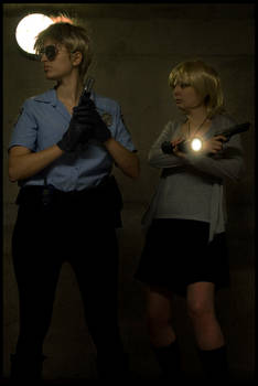 On Your Guard - Silent Hill