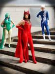 Xmen - Magneto's Trio by KellyJane