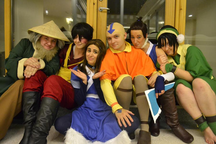 Team Avatar by KellyJane