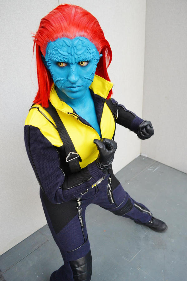 Mystique - X-Men First Class by KellyJane