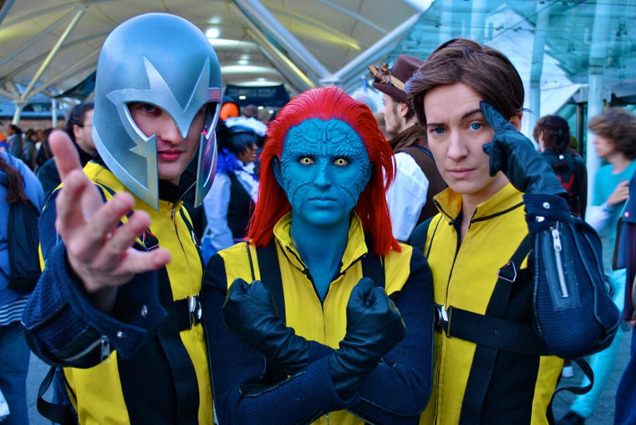 X-Men First Class by KellyJane