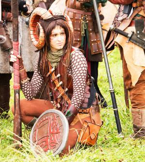 Empire LARP - Kendra