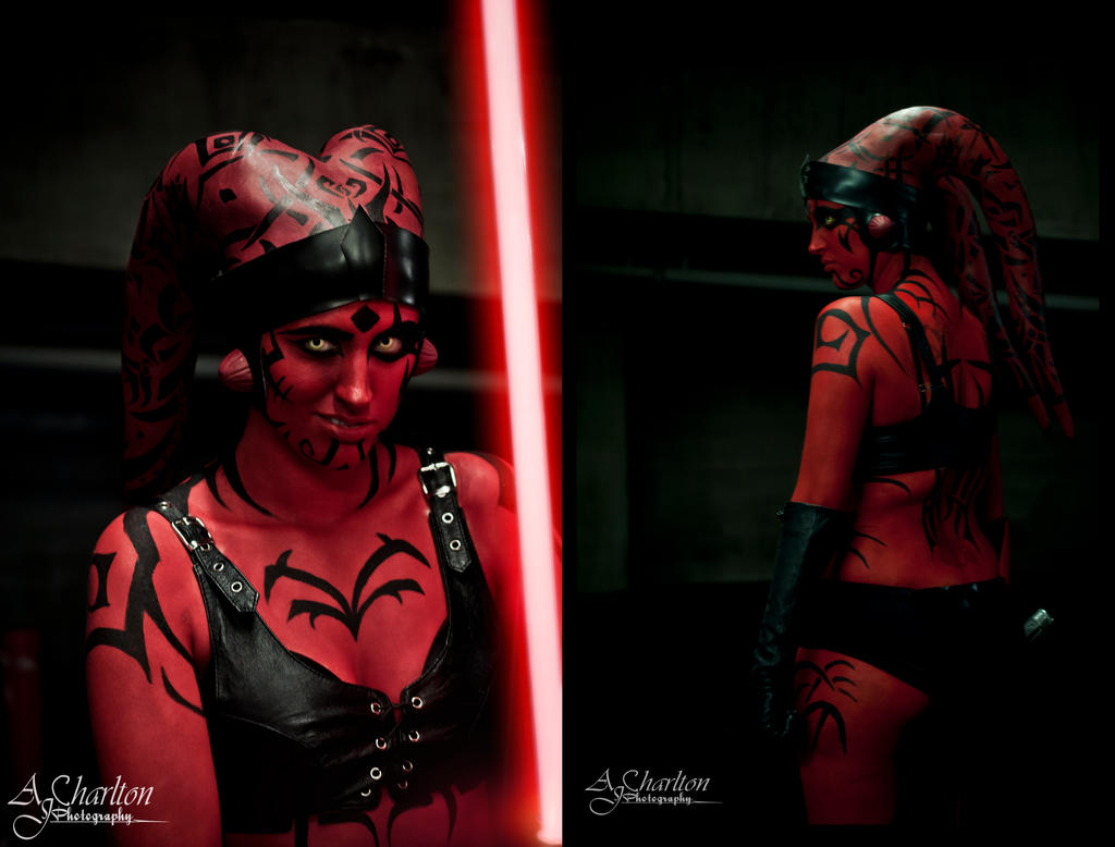From Behind - Darth Talon by KellyJane