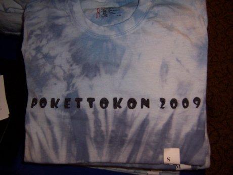 Pokettokon 2009 T-Shirt Chest by Dark-Lily