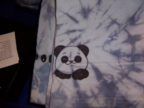 Pokettokon 2009 T-Shirt Detail by Dark-Lily