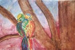 Little Bird by Blackmonochrome