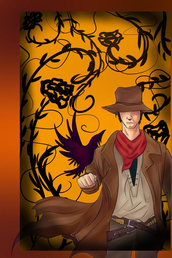 The Gunslinger by Nightkitsune9
