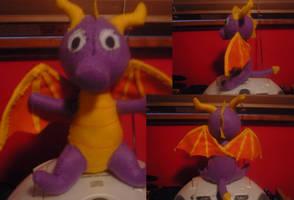 Spyro Plushie by 28282857