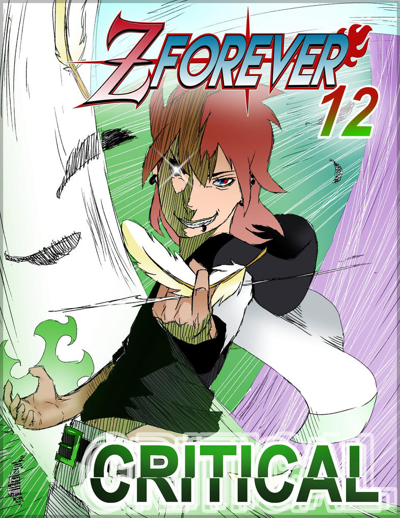 Z FOREVER ch. 12 Cover by ZthePhoenix