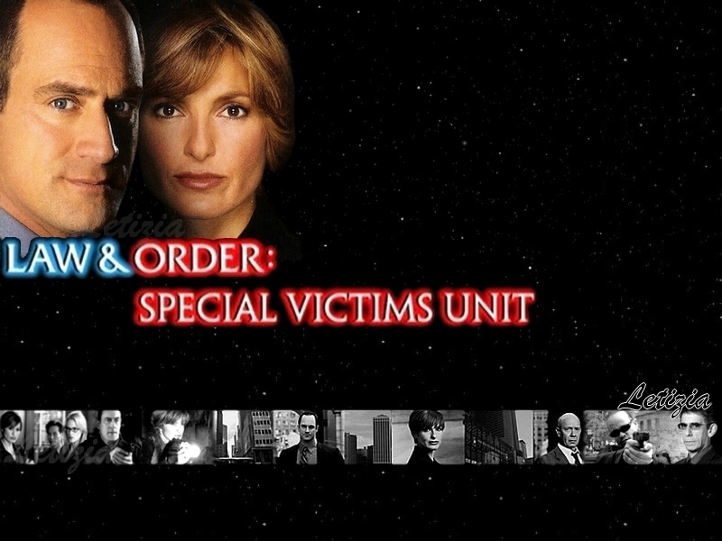 Law And Order Svu Wallpaper By Letizia On Deviantart