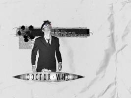 Doctor Who Wallpaper1 by Letizia