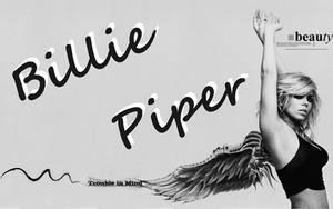 Billie Piper Wallpaper by Letizia