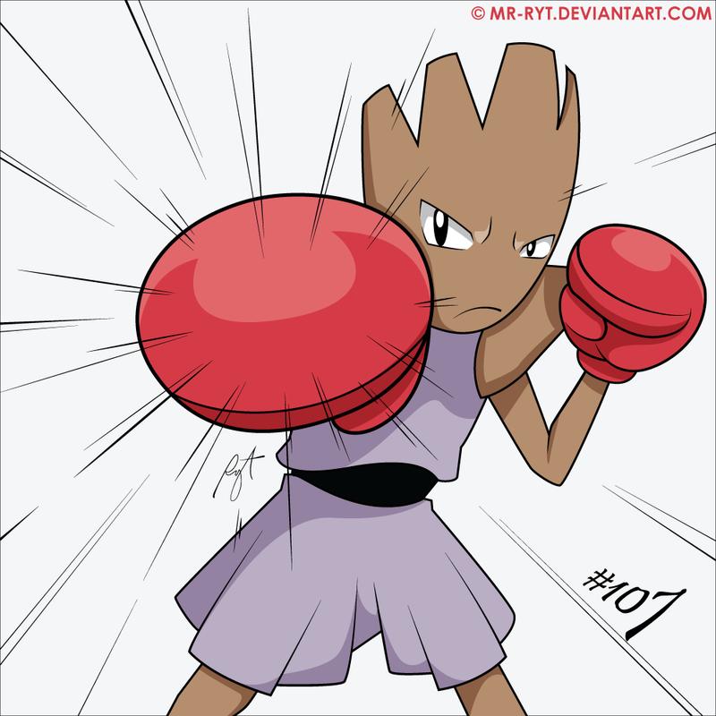 Hitmonchan Images Pokemon Images