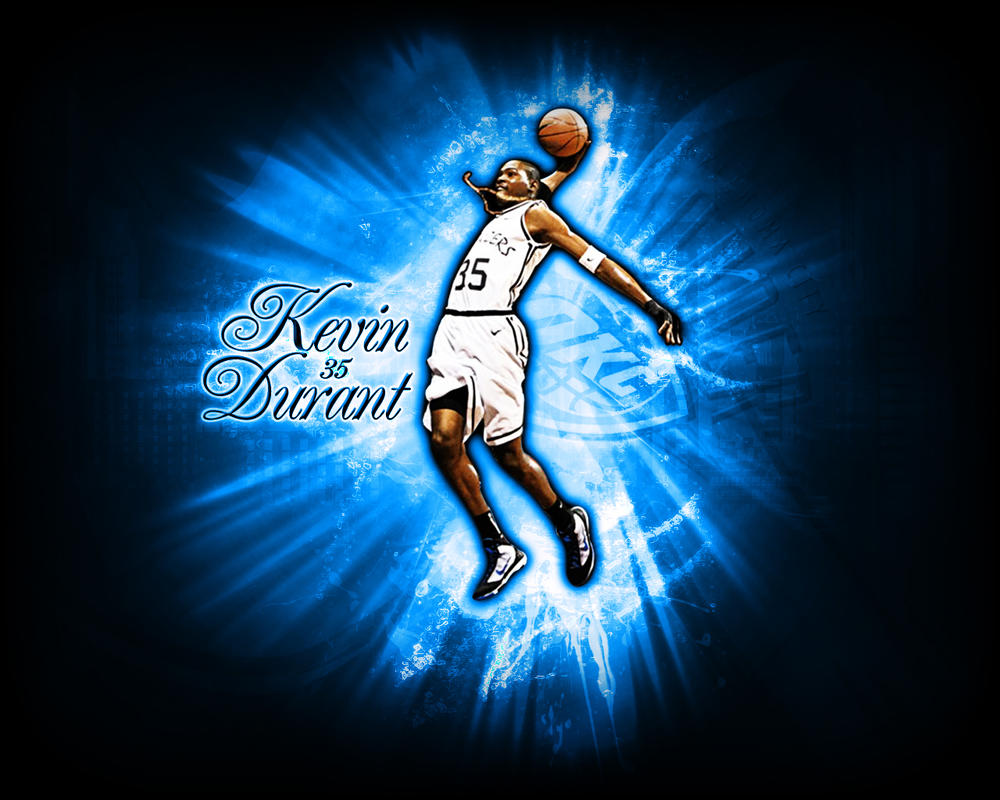 Kevin Durant Wallpaper by OKC-Thunder