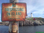 Trespassing Lighthouse