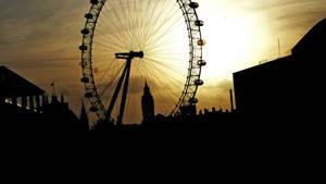 The London Eye by satsui
