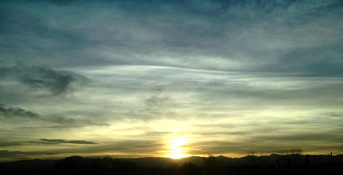 Untouched Sunset
