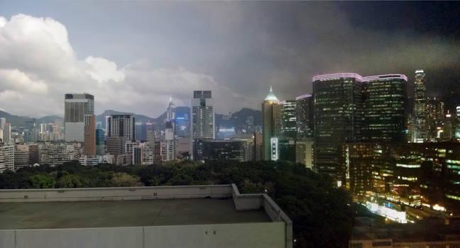Hong Kong Transition