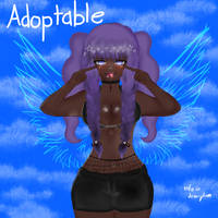 adoptable FINAL by amethyestkitty