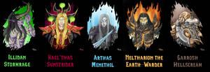Fallen Heroes of Warcraft