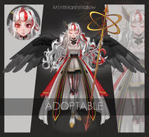 [OPEN] Auction Adoptable #6 by M1ntMarshmallow