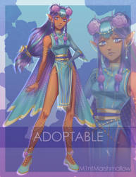 [Closed] Auction Adoptable #2 by M1ntMarshmallow