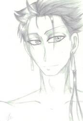 Lancer sketch by flamingbambi