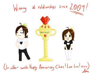 Winners by flamingbambi