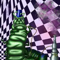 Alices Caterpillar by x3djokerx