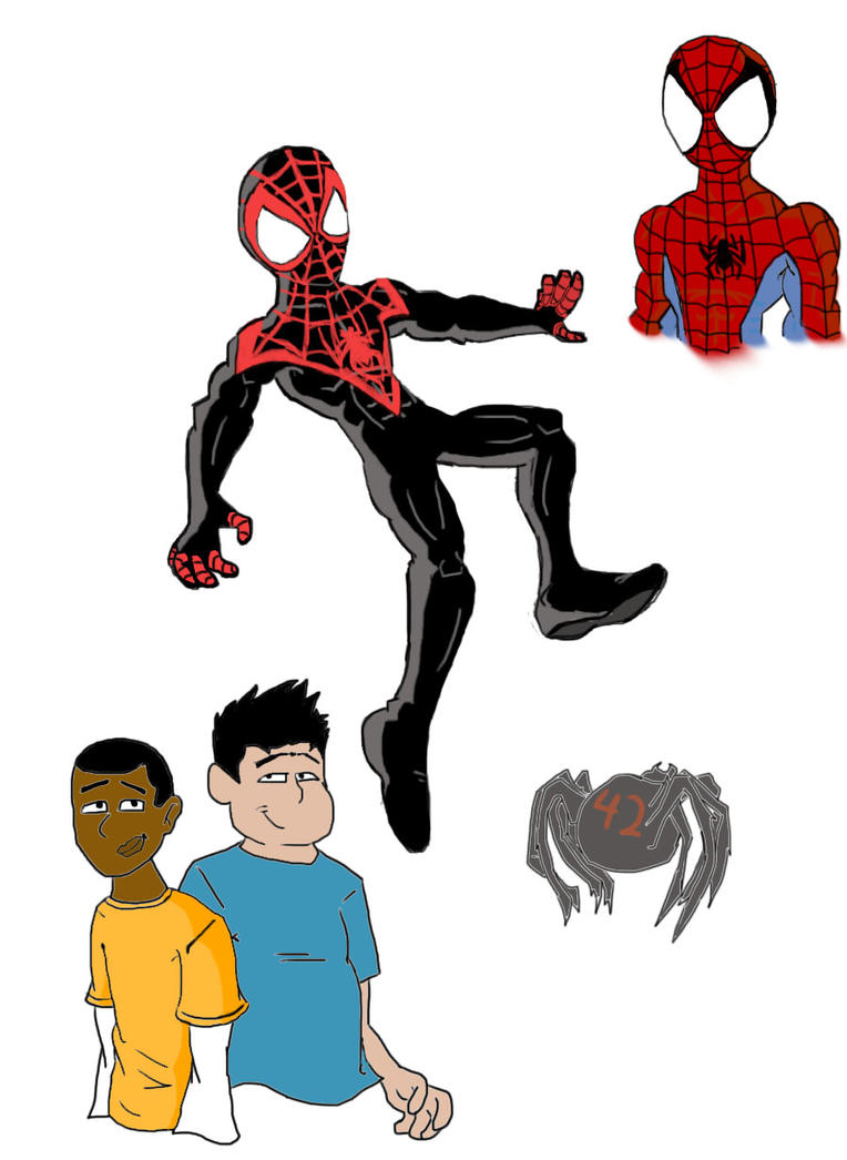 ultimate comics spider...
