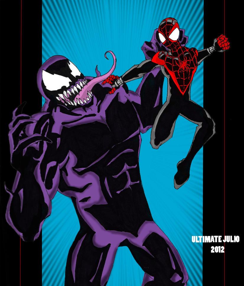 Ultimate spiderman vs spiderman - photo#28