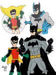 Batman and robin New 52!