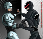 Robocop vs Robocop 2014