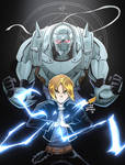 The Elric Brothers.