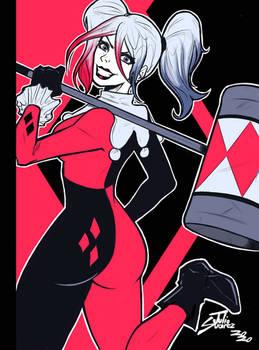 RED 12/50: Harley
