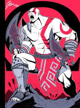 RED 16/50: Kratos