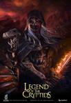 Legend of the cryptids illustration