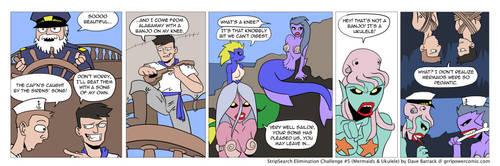 Stripsearch Elimination Challenge #5