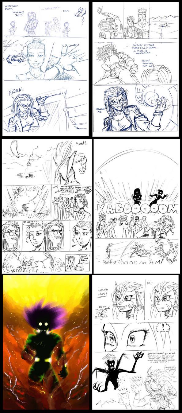 Maxima's Original Demo Sequence by DaveBarrack