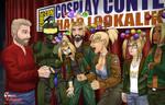 Halo Lookalike Contest