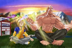 Zen by DaveBarrack