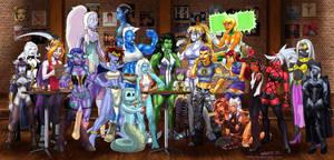 Spectrum Gals mk2