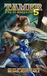 Tamer 5 Fan Art Cover