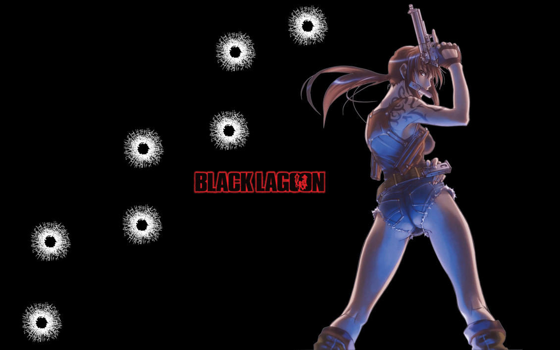 ブラックラグーン銃弾